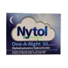 Nytol One A Night 50mg 20 Tablets